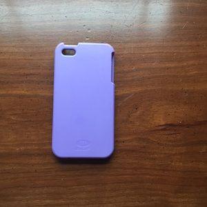 Accessories - Sturdy, purple iPhone 4 case
